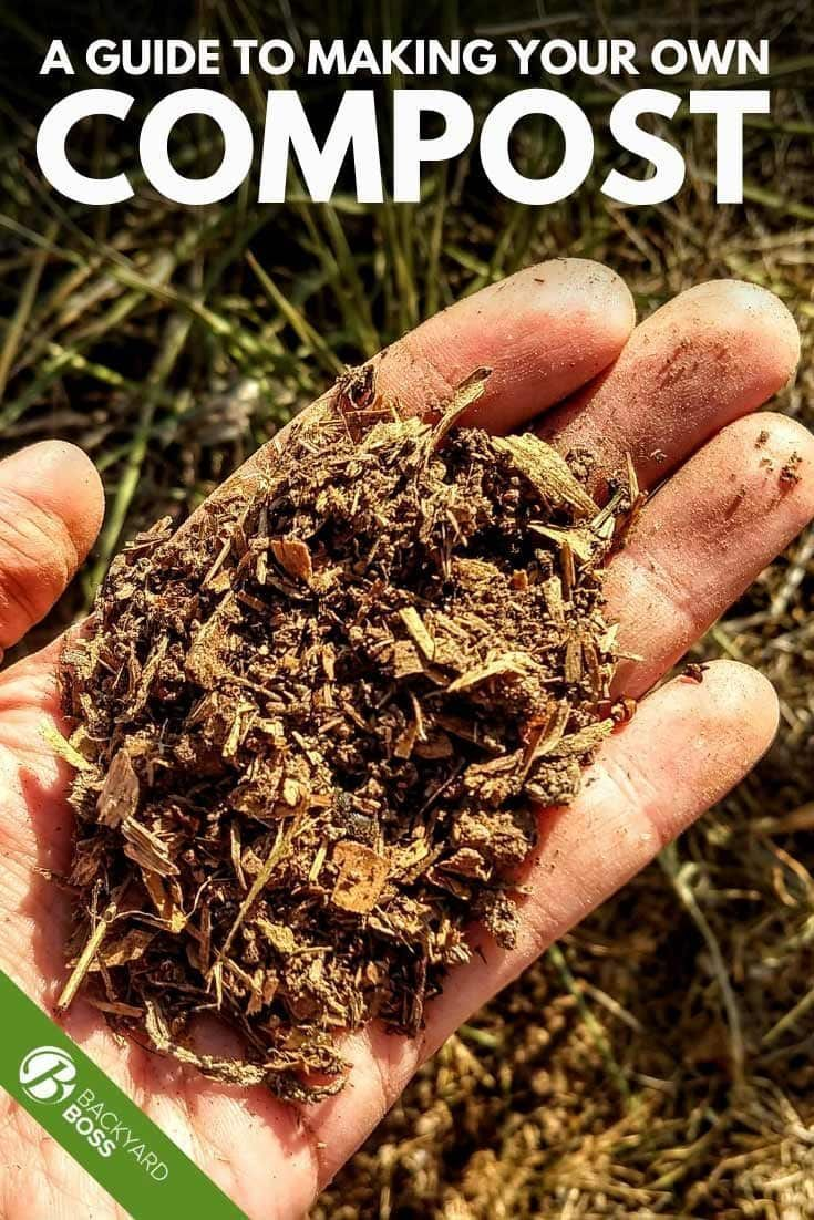 how to make mulch at home