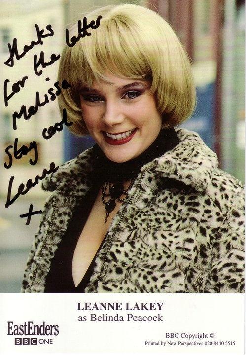 """""""Belinda""""/ Leanne Lakey"""