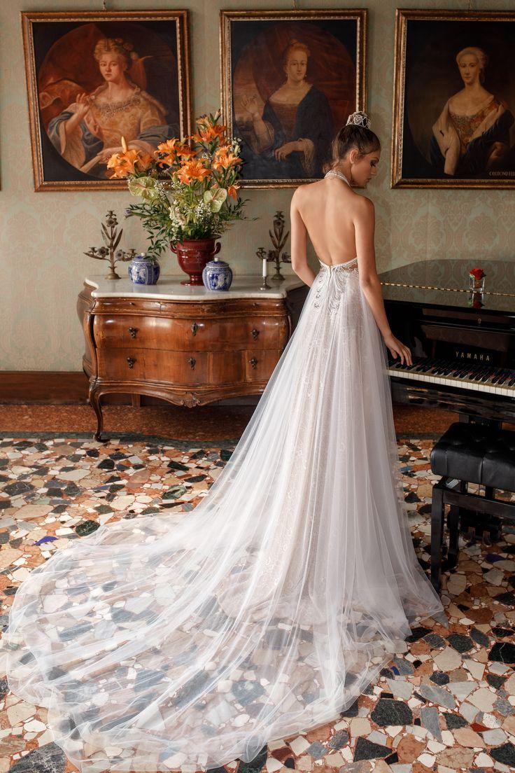 90 besten Bridal gown Bilder auf Pinterest | Braut, Schlitz ...