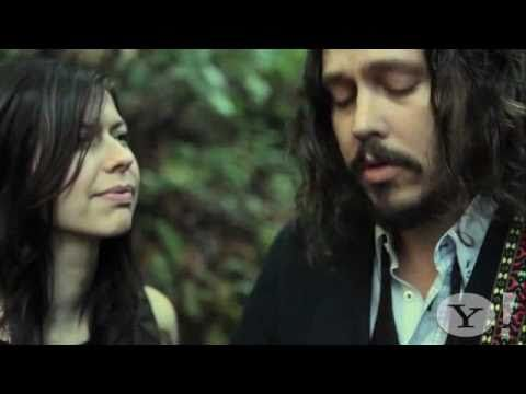 The Civil Wars- My Father's Father  Beautiful! They are so incredible together! The harmonies are amazing!