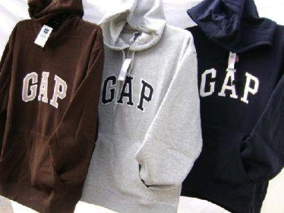 modelos de moletons gap masculinos inverno