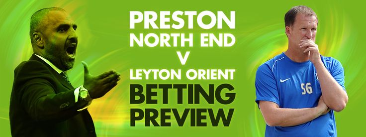 We have League One action between Preston and Leyton Orient tonight along with a chance to snap up a £10 free bet. Read more in our betting preview.....