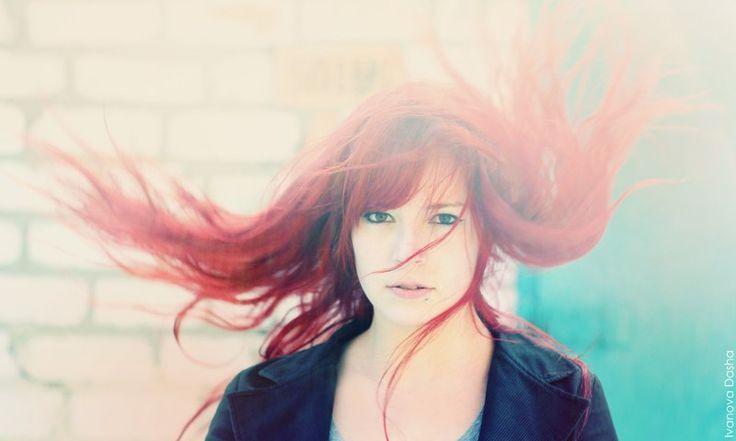 #color hair #colorhair #red hair #redhair #girl #portrait  #цветные волосы #цветныеволосы #красные волосы #красныеволосы #девушка #портрет #mf #missforiz