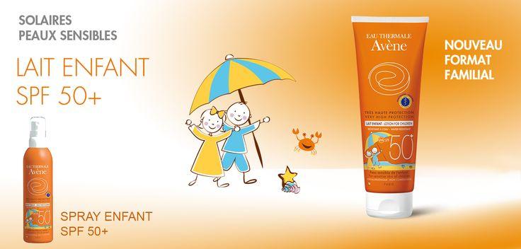 CONCOURS avec LES SOINS SOLAIRES, EAU THERMALE AVÈNE.   1 PRODUIT « LES SOINS SOLAIRES ENFANT» OFFERT à 12 ABONNÉES ! http://touche-beaute.com/les-soins-solaires-eau-thermale-avene/