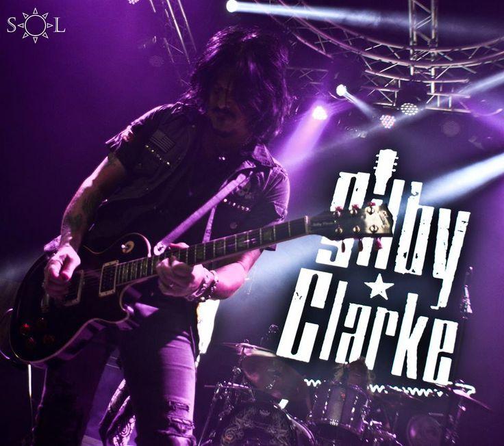 Ladies and Gentlemen Mr. Gilby Clarke (Ex Guns N Roses)