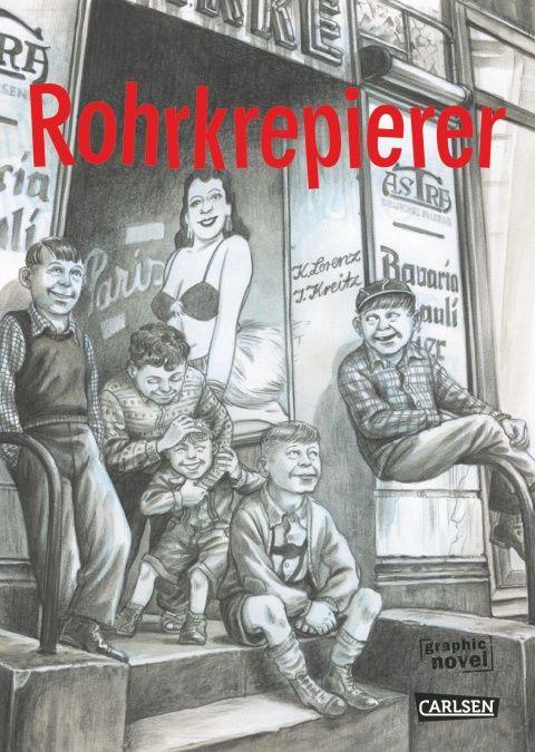 Rohrkrepierer - Isabel Kreitz - Hardcover   CARLSEN Verlag