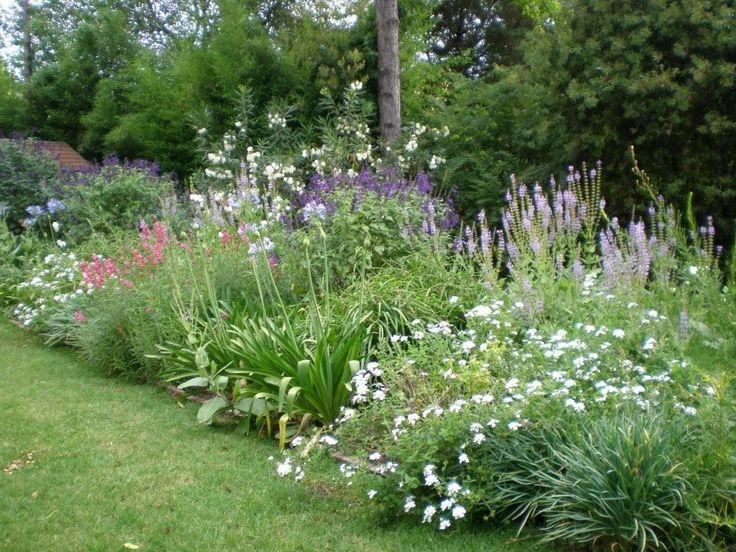 Cantero de herbaceas plantas y jardin pinterest - Jardines y plantas ...