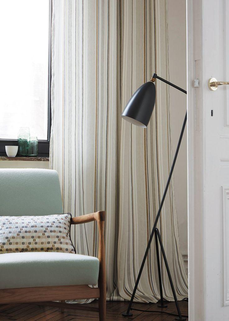 47 best les rideaux images on pinterest les rideaux voilages et eux m mes. Black Bedroom Furniture Sets. Home Design Ideas