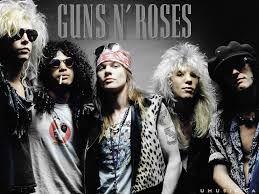 Gun's and roses