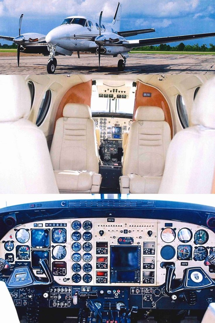 1998 King Air C90B for Sale in 2020 (With images