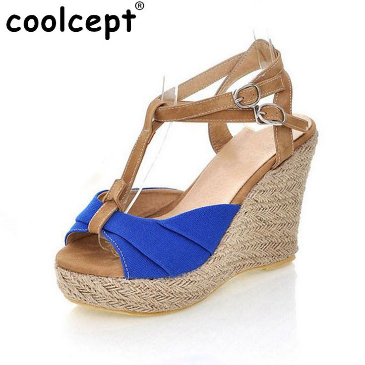 COOLCEPT Zapatos Moda Cordones Sandalias Gladiator Zip Sandalias Punta Abierta para Mujer (33 EU, Yellow)