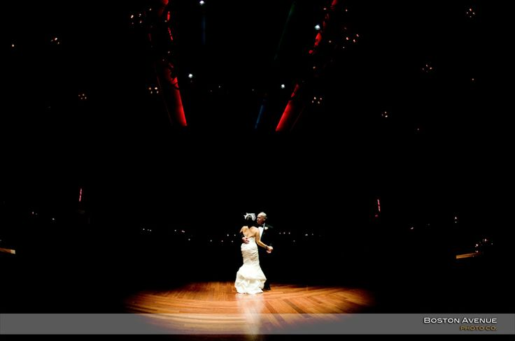Eglinton Grand bride and groom first dance