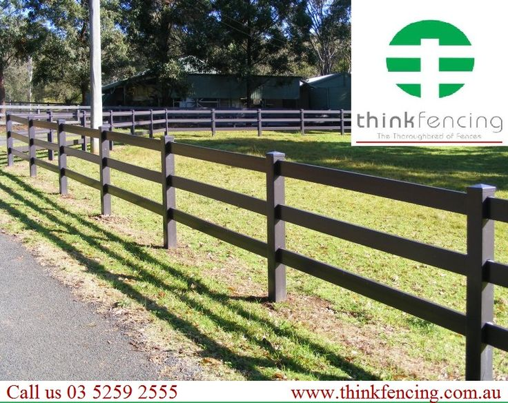 Every #PVC #fencing product we produce, from PVC #Post and #Rail Fencing to PVC Picket Fencing, is completely 100% Australian Made.Think Fencing supplies PVC fencing for all your fencing needs from #homes to #horses.