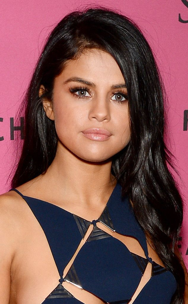 Selena Gomez Reveals the Inspiration Behind Her Icy Blue Eyes at the 2015 Victoria's Secret Fashion Show  Selena Gomez, Victoria's Secret Fashion Show, After Party