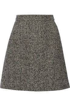 Dolce & Gabbana Tweed mini skirt | NET-A-PORTER