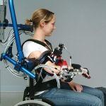 ARMin is een door een robot ondersteund armtraining systeem, exoskelet, voor patiënten die te maken hebben gehad met een infarct of ruggemergletsel.