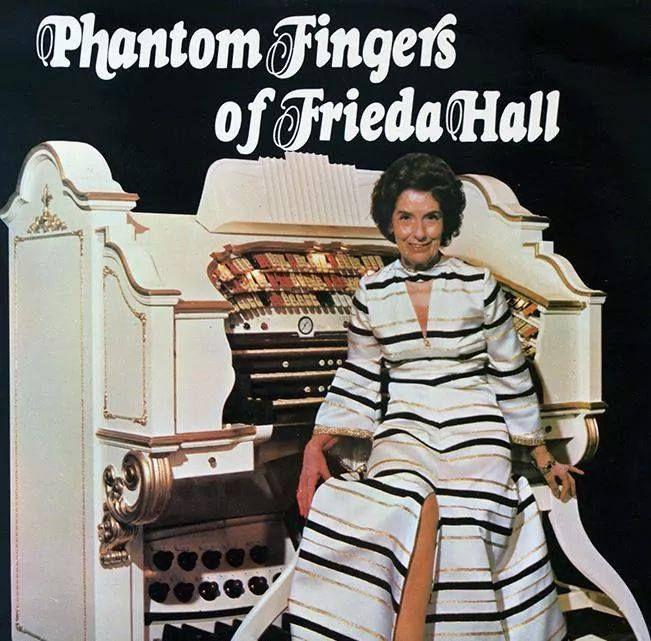 Phantom Fingers? I don't like the sound of that.