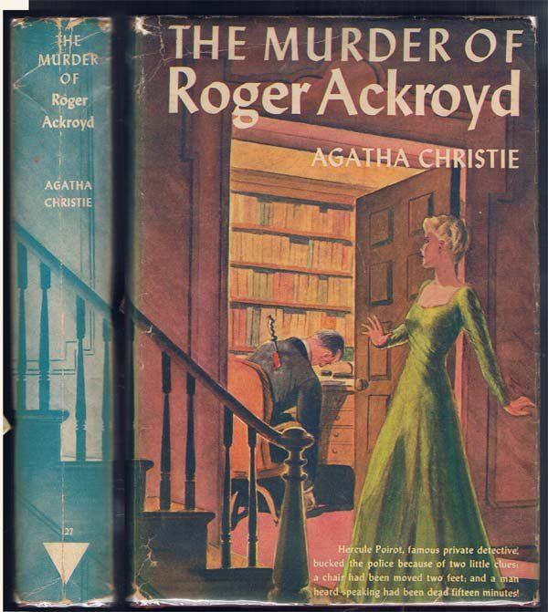 focalization in agatha christie s the murder Spinsters, surveillance, and speech: each novel's techniques of focalization and narration are reviewed in order to agatha christie's the murder at the.