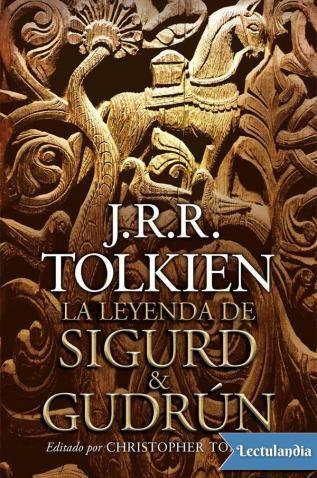 «Hace muchos años, Tolkien compuso su propia versión, que se publica ahora por primera vez, de la gran leyenda de la antigüedad nórdica, en dos poemas relacionados entre sí a los que dio los títulos de La nueva balada de los völsungos y La nueva...