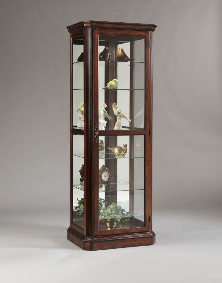 158 Best Curio Cabinets Images On Pinterest Antique