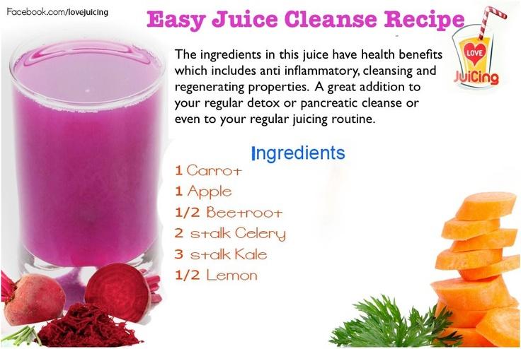 www.juicingshack.com   Delicious beet juice recipe by