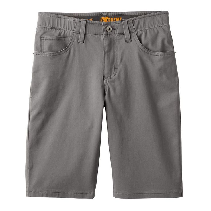Boys 8-20 Lee Exreme Motion Shorts, Boy's, Size: 14, Grey Other