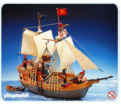 Barco Pirata. Ref 3550-B.