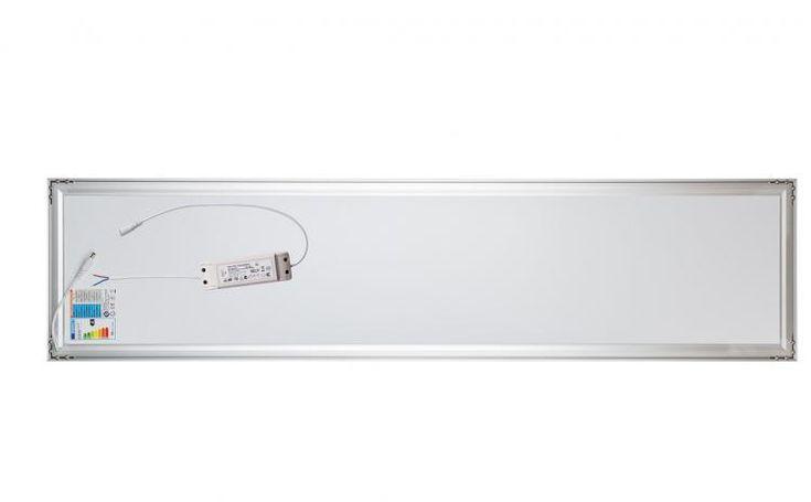 PANOU LED 300x1200 mm, 40W, 3200 lumeni, lumina calda (2800-3200k), cu alimentator inclus, la 287 RON in loc de 442 RON  Vezi mai multe detalii pe Teamdeals.ro: PANOU LED 300x1200 mm, 40W, 3200 lumeni, lumina calda (2800-3200k), cu alimentator inclus, la 287 RON in loc de 442 RON