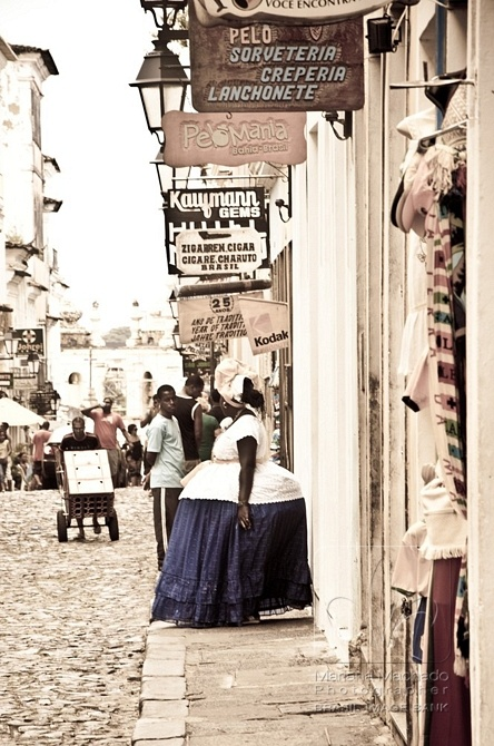 Salvador, Brazil - another must on my revisit list