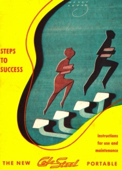 ABC typewriters. Steps to success :-)