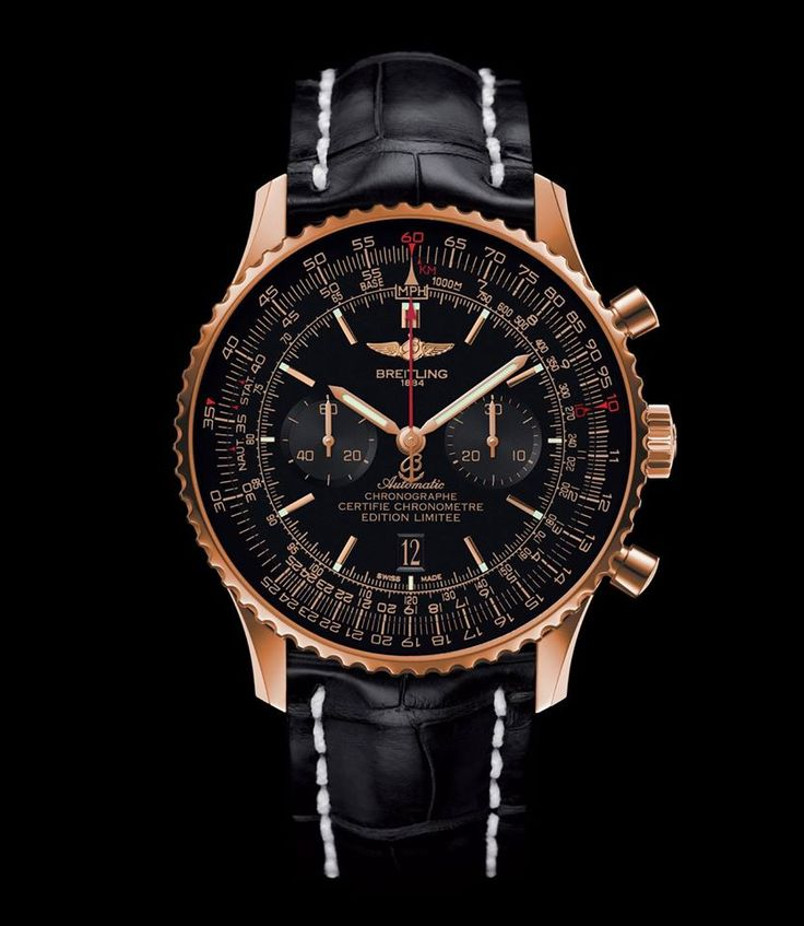 Check out the Breitling Navitimer at Smyth Jewelers!