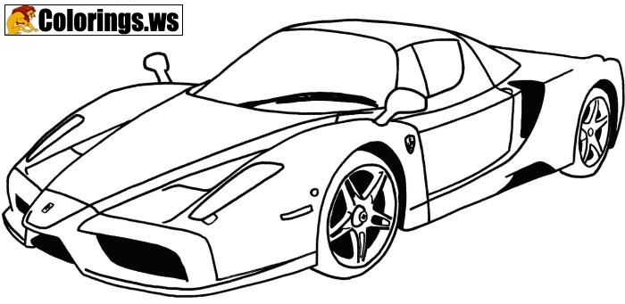 - Sports Car Coloring Page Car Coloring Pages In This Coloring Page, Sports  Cars Are Fast… Cars Coloring Pages, Race Car Coloring Pages, Coloring  Pages For Boys