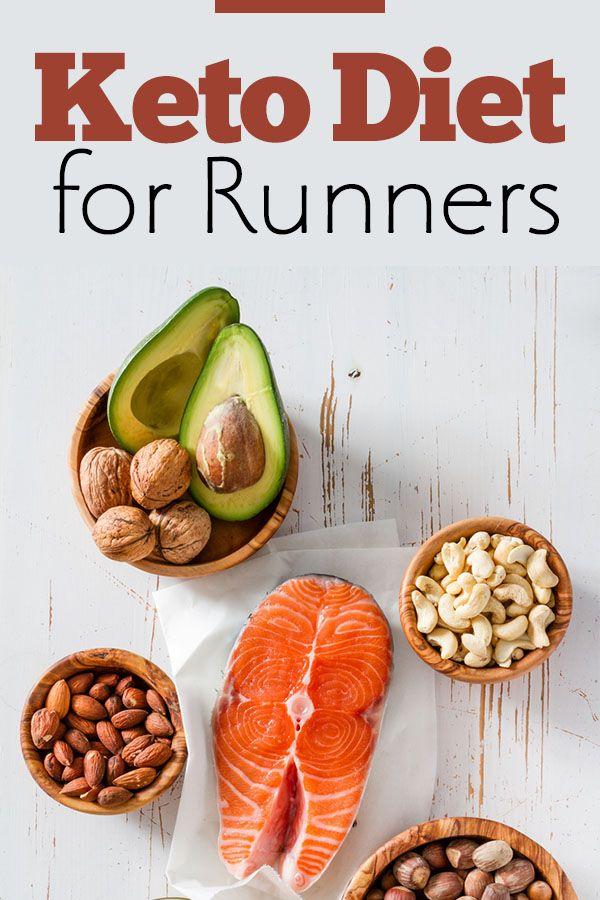 keto diet with running
