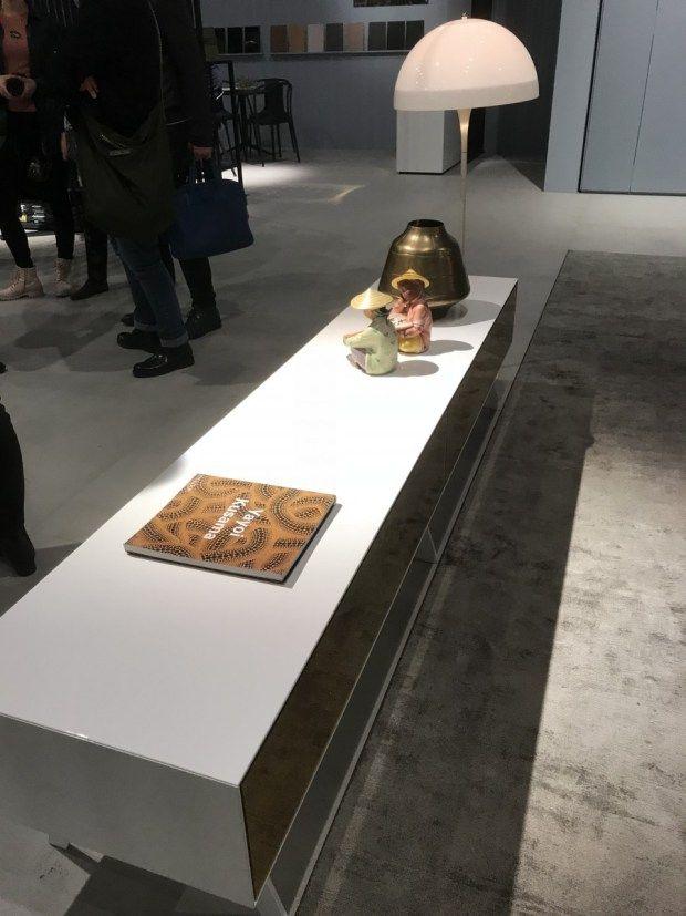 Designaresse bij IMM Cologne 2018  - Piure
