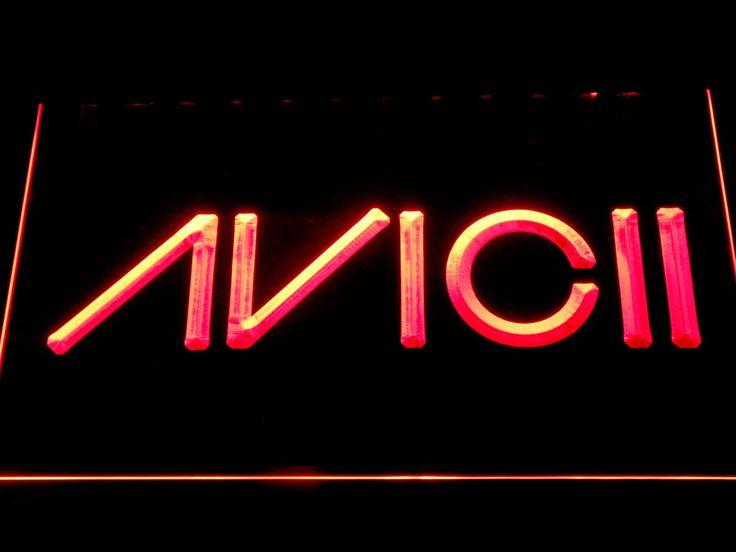 Avicii LED Neon Sign
