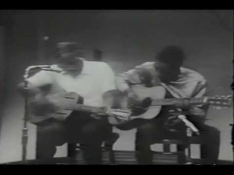 SON HOUSE W/ BUDDY GUY - MY BLACK MAMA - LIVE 1968 - YouTube
