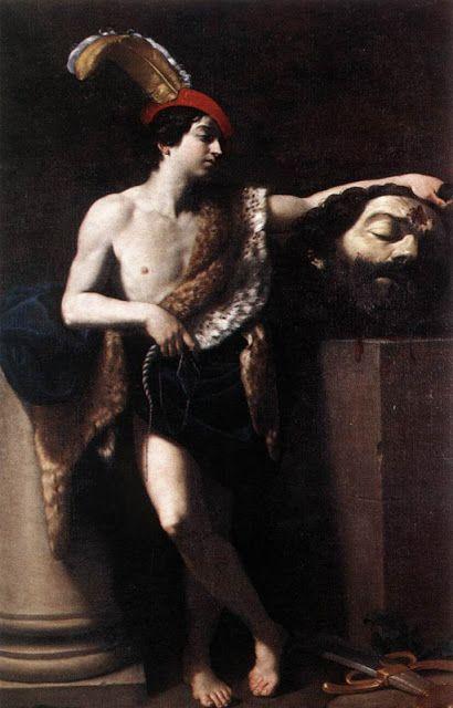 Δαβίδ και Γολιάθ - 1605