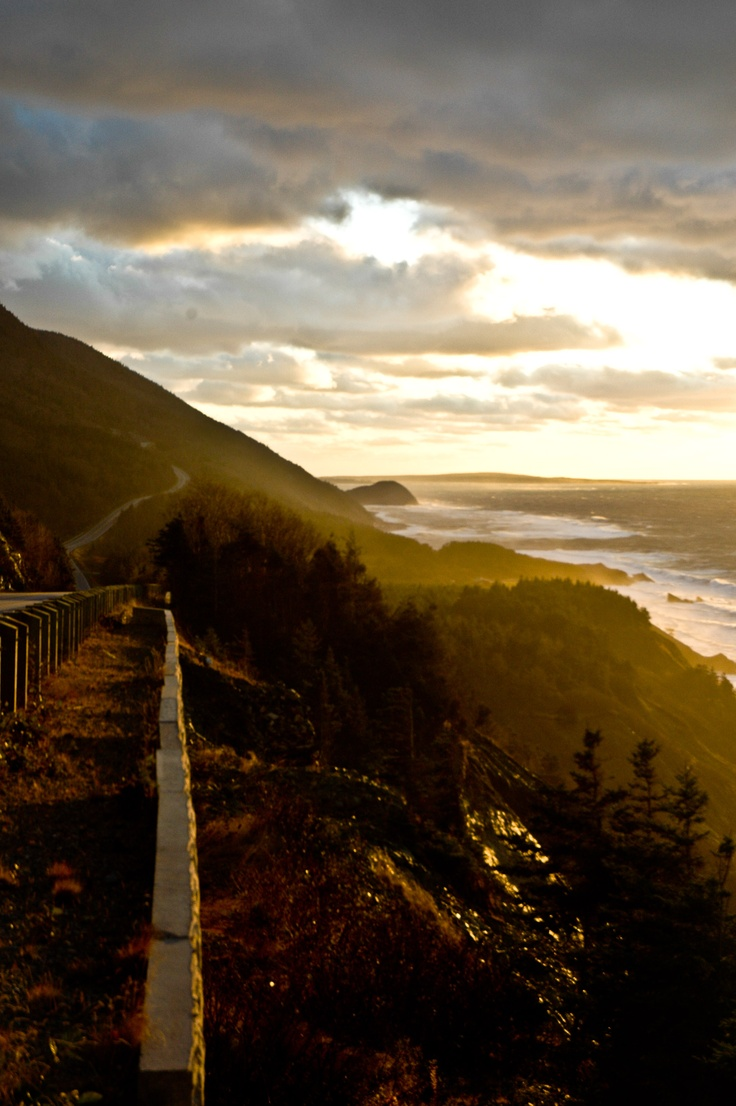 & This is why Cape Breton was voted the third most beautiful island in the world.