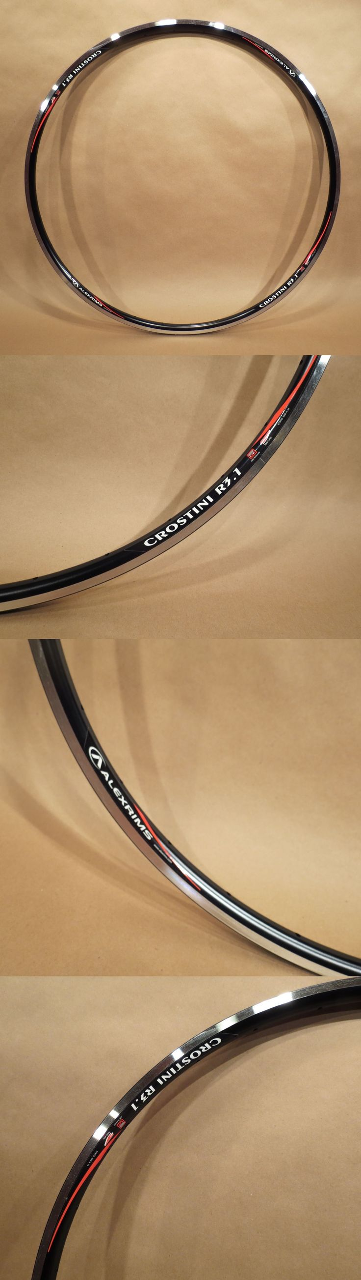 Rims 177821: Alex Rims Crostini R3.1 | 32H | 700C Bicycle | Clincher | Black | Nos | Alexrims -> BUY IT NOW ONLY: $62.99 on eBay!
