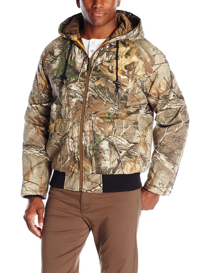 walls mens hunting insulated bomber jacket realtree xtra on walls hunting clothing insulated id=41590