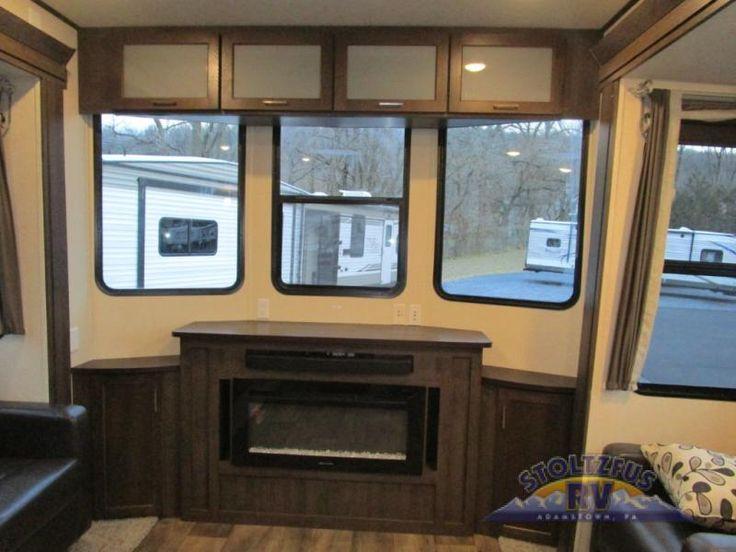 New 2018 Forest River RV Salem Villa Series 385FLBH Estate Destination Trailer at Stoltzfus RVs | Adamstown, PA | #15982