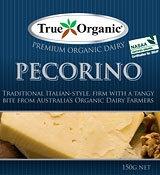 I love True Organic Brand Cheeses, Dairy, Butter.  This Pecorino is my favorite!!