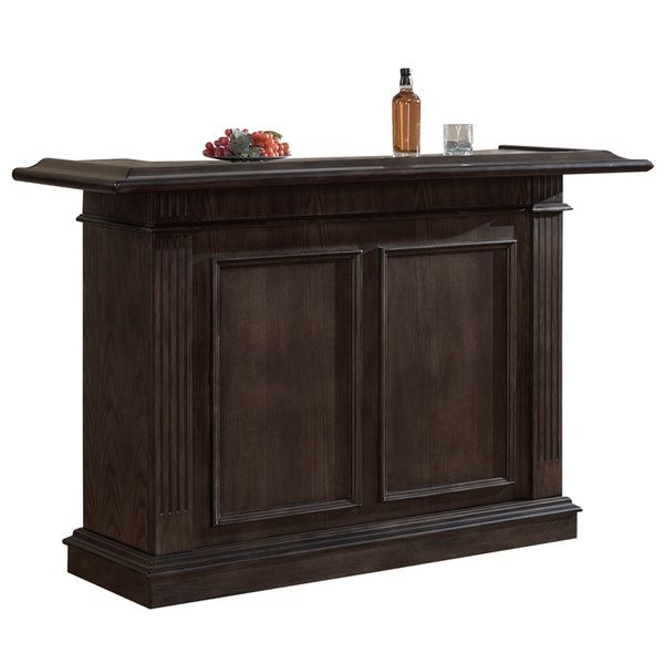 Sylvester Brown Oak Wood Mini Bar Ping S On Bars Cottage Ideas Pinterest Home Furniture For And