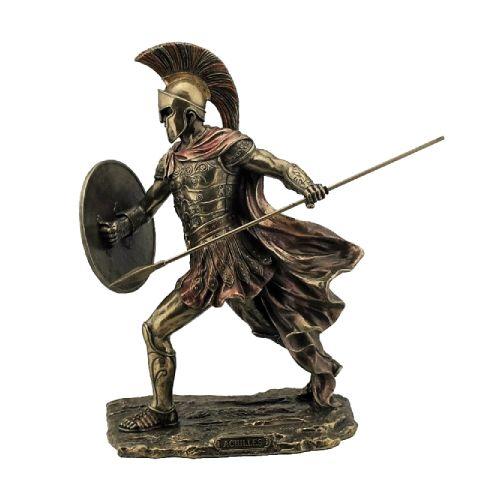 Wise Achilles Biblo (yunan mitolojisi) WU76231A4 İncelemekte olduğunuz ürün bir Wise-Unicorn tasarımıdır. Wise achilles yunan mitolojisi achilles biblo ve..