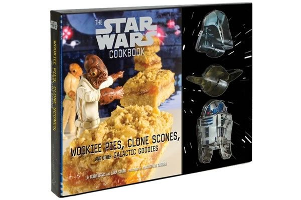 Star Wars COOKBOOK!!!