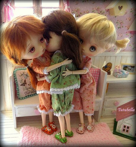 JerryBerry dolls   Flickr - Photo Sharing!✿