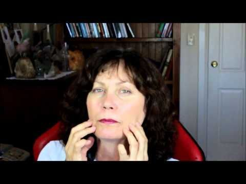 Face Exercise - Use this Chin Lifter Face Exercise also Doubles to Lift Sagging Jowls Permanently! - YouTube