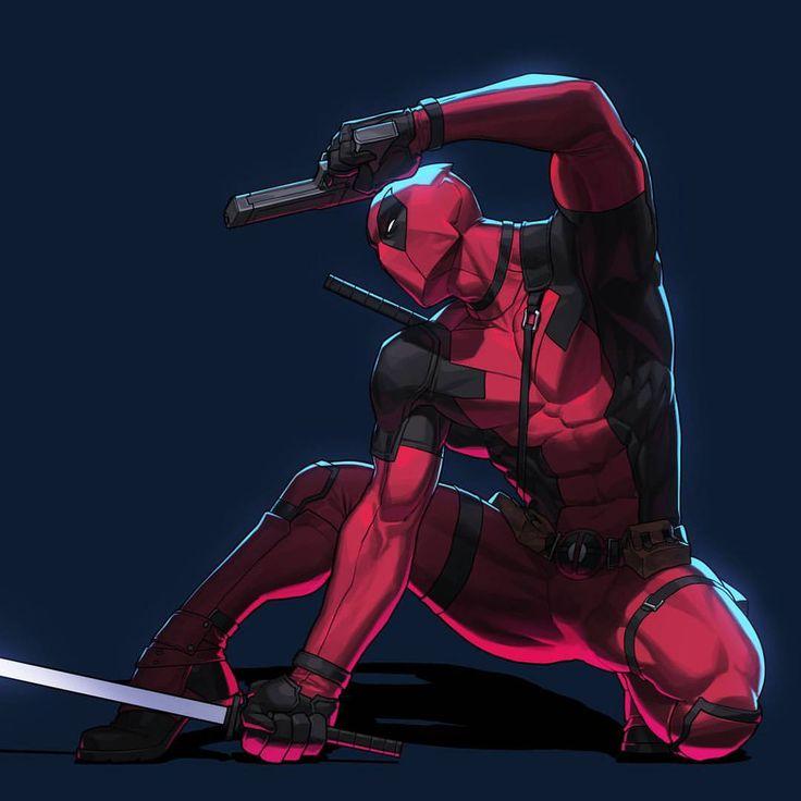 "624 curtidas, 2 comentários - 《The Geek Mercenary》 (@deadpool_geek) no Instagram: ""#deadpool #marvel #comics #geek"""