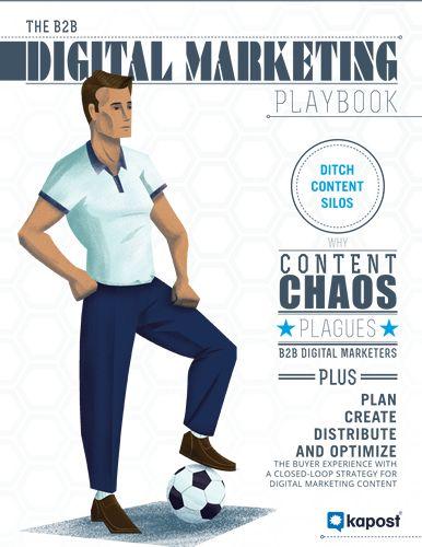 The B2B Digital Marketing Playbook (Registration Required)