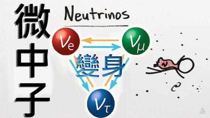 【原來有三種口味?】不斷變身的微中子 - Quantum SHAPE SHIFTING  Neutrino Oscillations